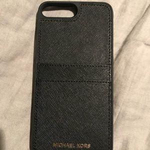 Michael Kors Iphone 7plus case